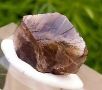 12.15ct, Natural Rare Axinite Crystal with blue Color from Kharan, US Seller