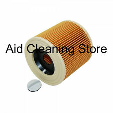 Karcher Wet Dry A1001 A2206 A2534 WD2.200 Vacuum Cleaner Filter Cartridge AFIL01