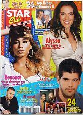 2006: ALYSSA MILANO (Charmed)_TOKIO HOTEL_BEYONCE_HELENE SEGARA_DOMINIC PURCELL