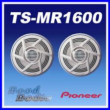 """Pioneer TS-MR1600 16cm 6.5"""" 2-Way White Marine Waterproof Speaker Pack"""
