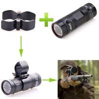 HD 1080P Gun Video Shooting Camera Sports Helmet Action Camera Hunting Camcorder