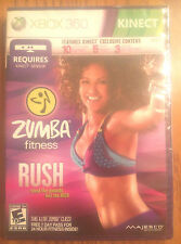 Zumba Fitness Rush (NEW Xbox 360 Kinect)