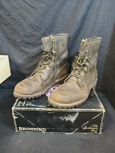 Vintage The Sportsman's Boot Browning