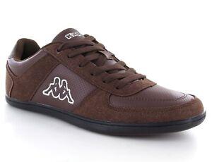 NEU Kappa Herren Sneaker Schuhe braun Grösse 40 41 Herbst Freizeit Männer Büro