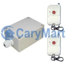 Kit de Télécommande Sans Fil Sortie Relais Haute Puissance 30A 315/433Mhz