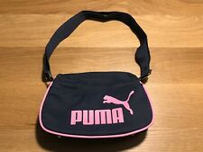 Usado - PUMA - Women's Bag - Bolso bandolera para mujer - Azul y Rosa
