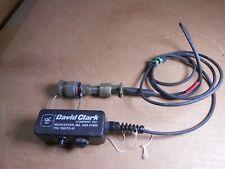 DAVID CLARK 18667G-41 RADIO ADAPTER CORD