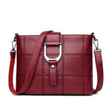Women Shoulder Bag Crossbody Messenger Tote Faux Leather Bag