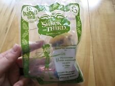 McDonald's Happy Meal Toy Dreamwork's Shrek The Third Little Wooden Puppet #8