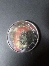 MONACO - pièce de 2 euro 2015, PRINCE ALBERT II, fine COIN