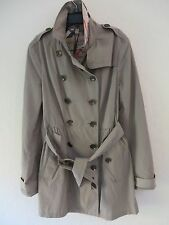 NEW BURBERRY BRIT Woman's Sisal Long Coat Size 12US MSRP $ 695.00