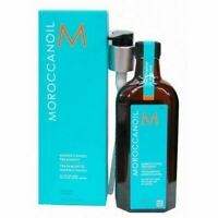 LARGE 6.8oz Moroccan Oil Treatment 200ml 6.8 Oz With Pump