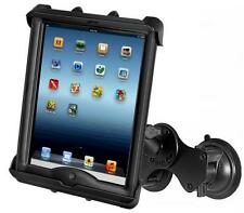 SUPPORT DOUBLE VENTOUSE TABLET ORDINATEUR ET IPAD LifeProof RAM-MOUNT