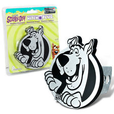 SCOOBY-DOO TRAILER PLUG HITCH COVER ALUMINUM SCOOBY DOO UNVIERSAL NEW SCOOBY DOO