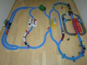 Huge Thomas the Tank Engine Lot, Adventure Playset, 15 trains/carriages +++