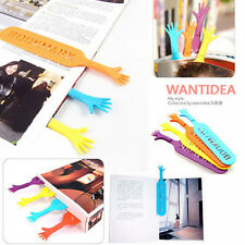 4Pcs Funny Help Me Bookmarks Pad Note Stationery Novelty Book Mark InterestinBHQ
