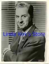"Claude Dauphin Promotional Photograph ""GE Summer Originals"" ABC-TV 1956"