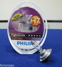 Coppia Lampade PHILIPS NightGuide H7R 12V  FARI PROIETTORI