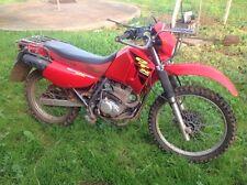 Honda Ctx200 Ag Farm Trail Bike Motorcycle Used