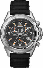 """Timex T49985, Men's """"Expedition"""" Rugged Chronograph Watch, Indiglo, T499859J"""