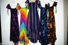 Rayon Hand-wash Only Multi-Colored Dresses for Women