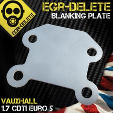 EGR blanking plate VAUXHALL 1.7 CDTi Astra Corsa D Zafira B Meriva OPEL 97376663