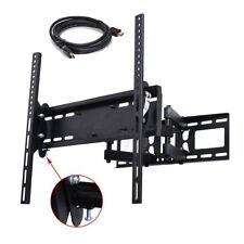 "Articulating TV Wall Mount for VIZIO 39 40 46 48 50 55"" LED LCD E60u-D3 Tilt C10"