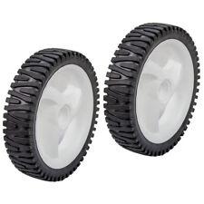 "Husqvarna 532404427 White 8"" X 1.75"" Wheels 2 Pack Craftsman Lawn Mowers"
