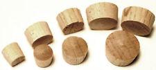 500 pcs. FLAT HEAD PLUGS for woodworking ( Flat Head Screw-hole Plugs )