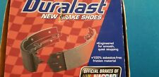 Drum Brake Shoe Duralast Rear DURALAST by AutoZone 636 GM Vehicles