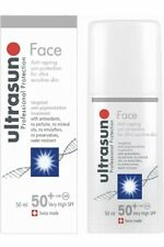 Ultrasun Spf50 50ml ×2 Anti Ageing and Anti Pigmentation