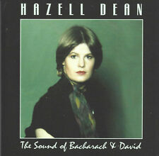 Hazell Dean ‎– The Sound Of Bacharach & David    new cd