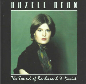 Hazell Dean – The Sound Of Bacharach & David    new cd