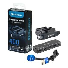Olight PL-mini 400 lumen magnetic rechargeable pistol light w/ 5 port USB charge