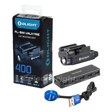 Olight PL-mini 400 lumen magnetic rechargeable pistol light w/ 5 port USB charge