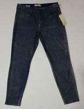 Jeans by Cookie Johnson Sparkled Skinny Jeans Waist 31 Size 10-12