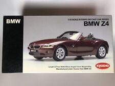 1:18 Kyosho BMW Z4 Red