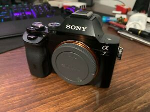 Sony Alpha A7 24.3 MP Mirrorless Digital Body Only