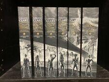 B11 Cassandra Clare The Mortal Instruments Shadowhunters Vols 1-6 COMPLETE