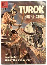 Turok, Son Of Stone #12 1958 - Dell  -FN/VF - Comic Book