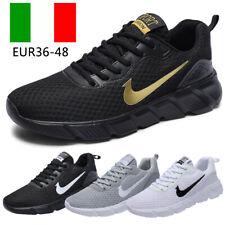 Uomo Donna Scarpe Da Corsa Sneakers Scarpe Da Ginnastica Sportive Casual