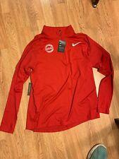 Mens Nike Element Chicago Marathon 2018 Half Zip Size XL (933334 687)
