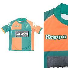 Werder Bremen Kids Jugend Shirt Jersey Kappa Kit 2006 - 2007 Jungen 10 - 12 Jahre