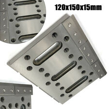 120x150x15mm Wire Edm Fixture Board Stainless Jig Tool Clamping And Leveling
