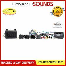 CTSCV006 Interfaz de Control de Volante Adaptador Para Chevrolet