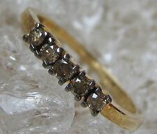 WoW✨0,25 ct.✨ Brilliant Ring in aus Gold Brillant Schmuck mit Brillanten Diamant