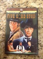 Five Card Stud (DVD, 2013)Authentic US Release