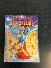 The Chipmunk Adventure DVD