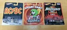HOT WHEELS ~ RIGS ~ POP CULTURE ~ Looney Tunes ~ ACDC ~ Kenworth ~  LOT of 3