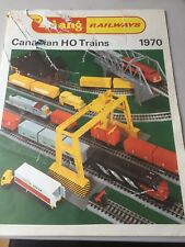 Triang Railways Canadian 1970 Catalogue